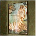 Savoy detail - Poster, The Birth of Venus (Botticelli)