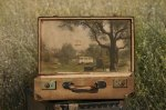 Yuval Yairi, Memory Suitcase #11, 2006, 30x45 cm, edition of 7