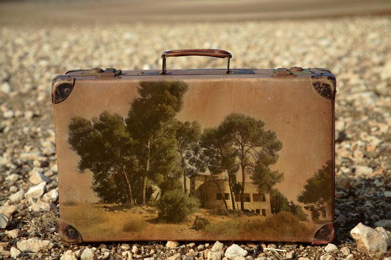 Фото чемоданов