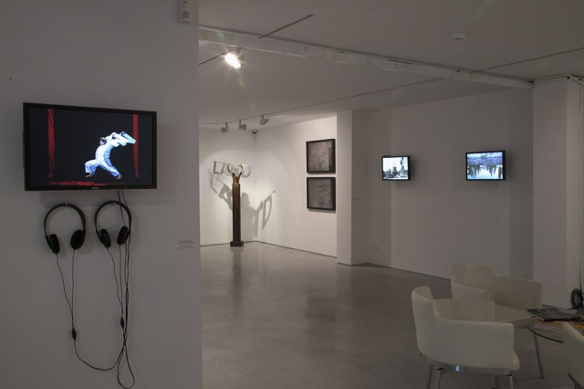 LAND installation view 3